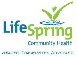 Life Spring Community Health Logo