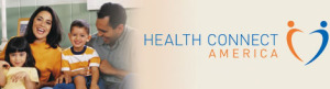 Health Connect America logo