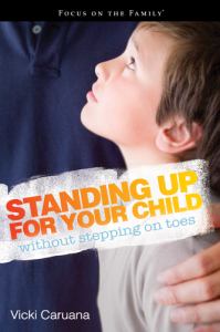 Standing Up For Your Child Without Stepping On Toes